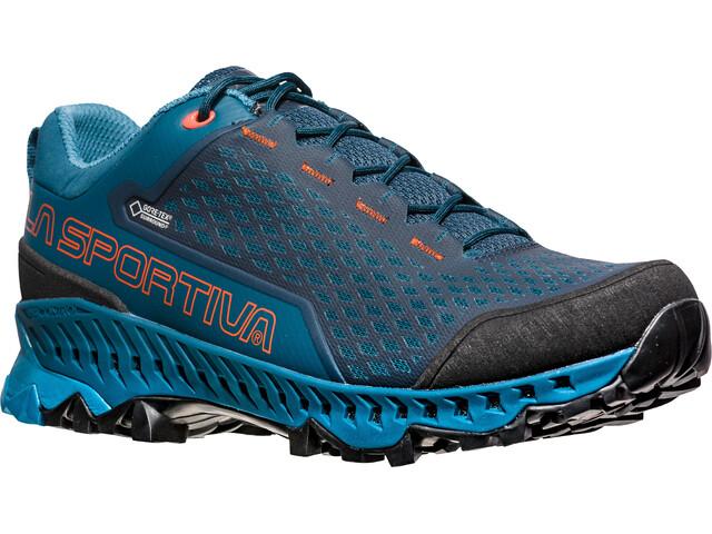 La Sportiva Spire GTX Surround - Calzado Hombre - azul